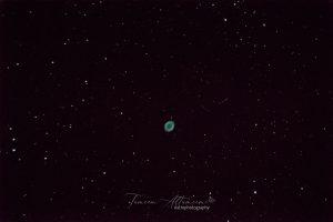 Ring Nebula سديم الحلقة