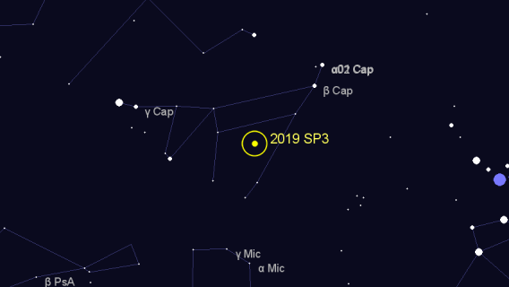 asteroid-2019-sp3