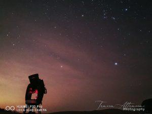 التصوير الفلكي