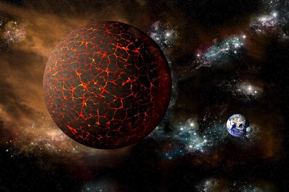كوكب غامض يُعتقد أنه ثقب أسود