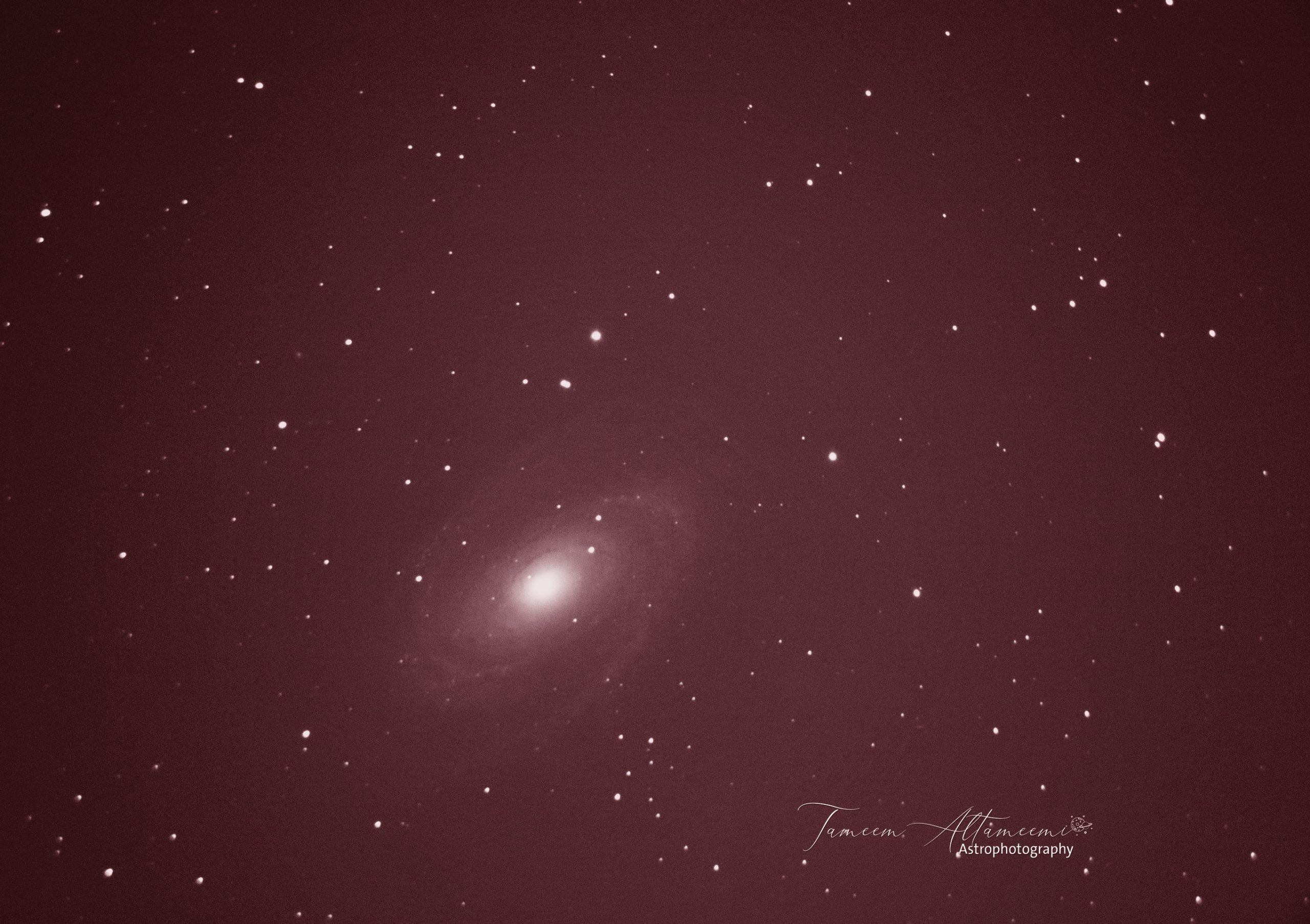 مجرة بودي – Bode's Galaxy