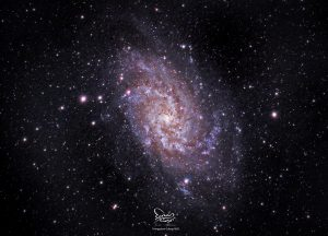 Triangulum-Galaxy-M33