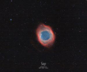 سديم هيليكس (بالإنجليزية: Helix Nebula) و يعرف أيضا باسم NGC 7293